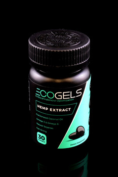 EcoGels Bottle - CBD135