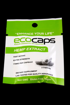 CBD Drip EcoCaps - CBD136