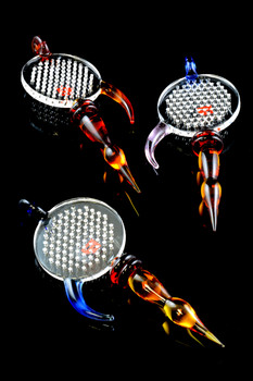 Glass Honeycomb Dab Tool - M249