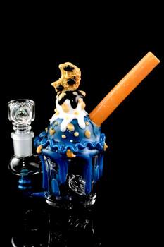 (US Made) Cookie Monster Sundae Nano Rig - WP1459