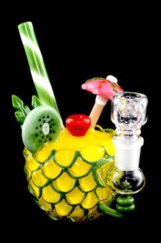 (US Made) Pineapple Paradise Mini Rig - WP1470