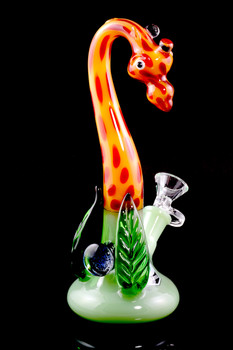 Small Stemless GoG Giraffe Water Pipe - WP1479
