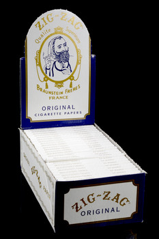 Zig Zag Original Cigarette Papers - RP234