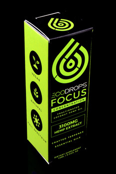 EcoDrops Focus 10ml - CBD151