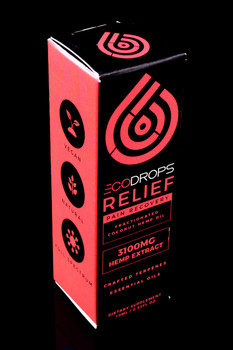 EcoDrops Relief 10ml - CBD152