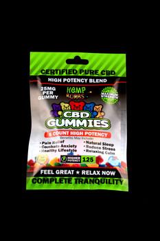 5 Count High Potency CBD Gummies - CBD157