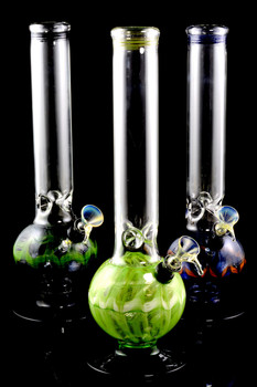 (US Made) Medium Colorful Stand Water Pipe - WP1517