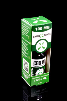 100mg CBD Oil - CBD162