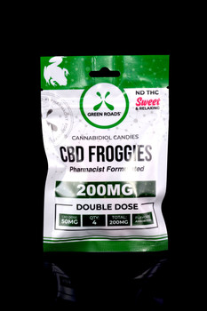 4ct 200mg CBD Froggies - CBD178