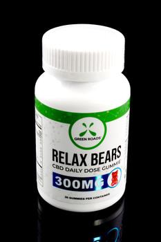 30ct 300mg CBD Relax Bears - CBD179
