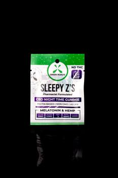2ct 50mg Sleepy Z's CBD Night Time Gummies - CBD185