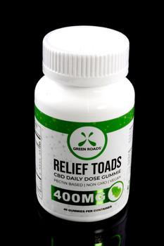 40ct 400mg CBD Relief Toads - CBD186
