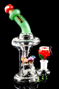(US Made) Mushroom Reycler Mini Rig - WP1542