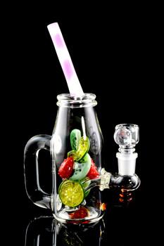 (US Made) Fruity Detox Mini Rig - WP1544