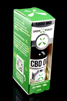 1000mg CBD Oil - CBD187