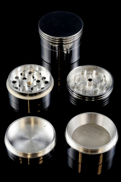 42mm 4 Part Aluminum Grinder - G127