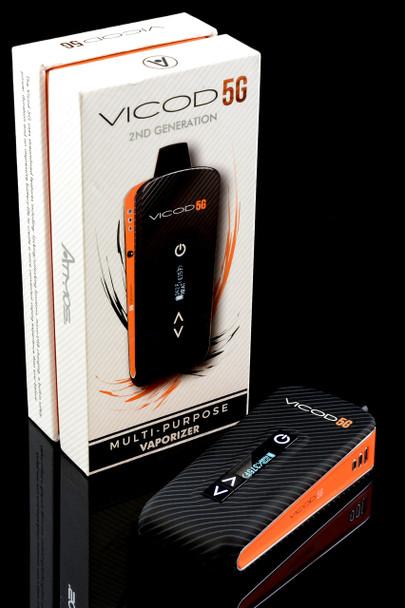 Atmos Vicod 5G 2nd Gen Compact Dry Herb Vaporizer - V323