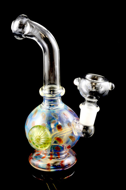 Small Color Changing Hanger Banger Water Pipe - WP1259