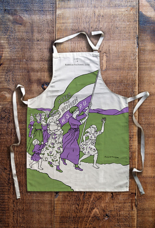 Women's March apron (regular)