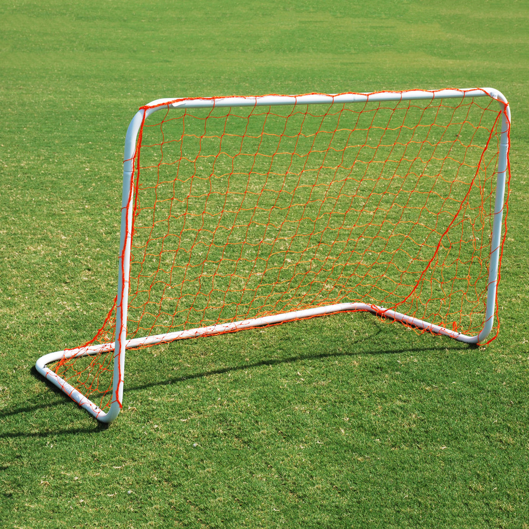 4X6 Premier Aluminum Portable Soccer Goal