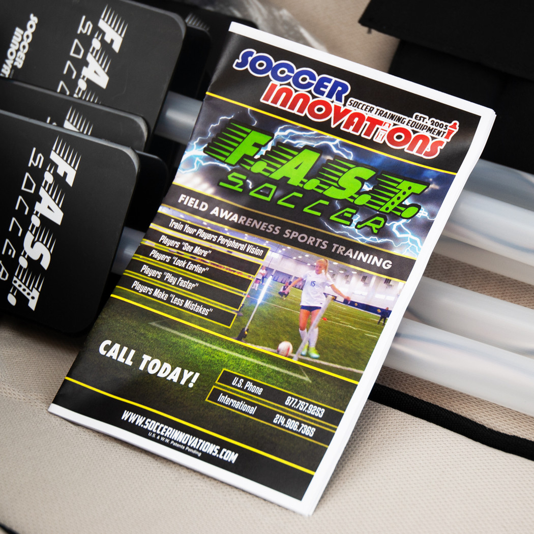 FAST Soccer System Training Booklet