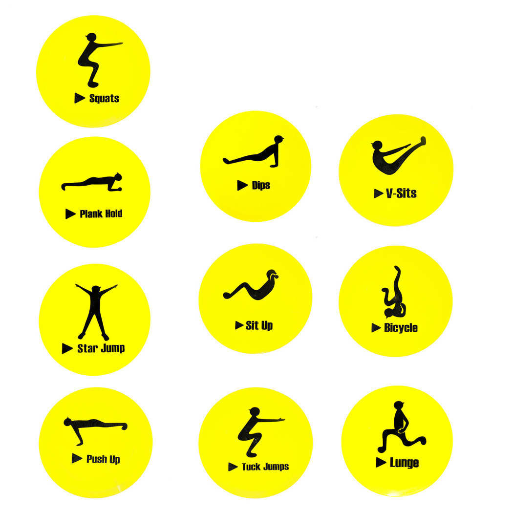 Exercise Markers