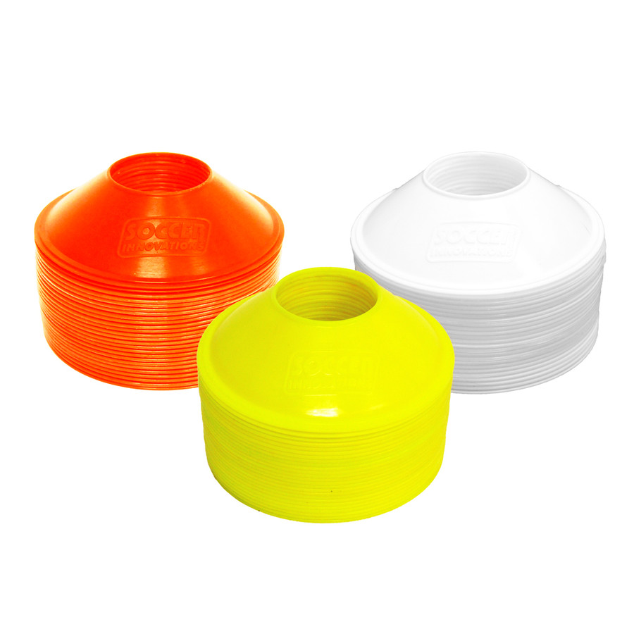 Mini Soccer Cones - Set of 24
