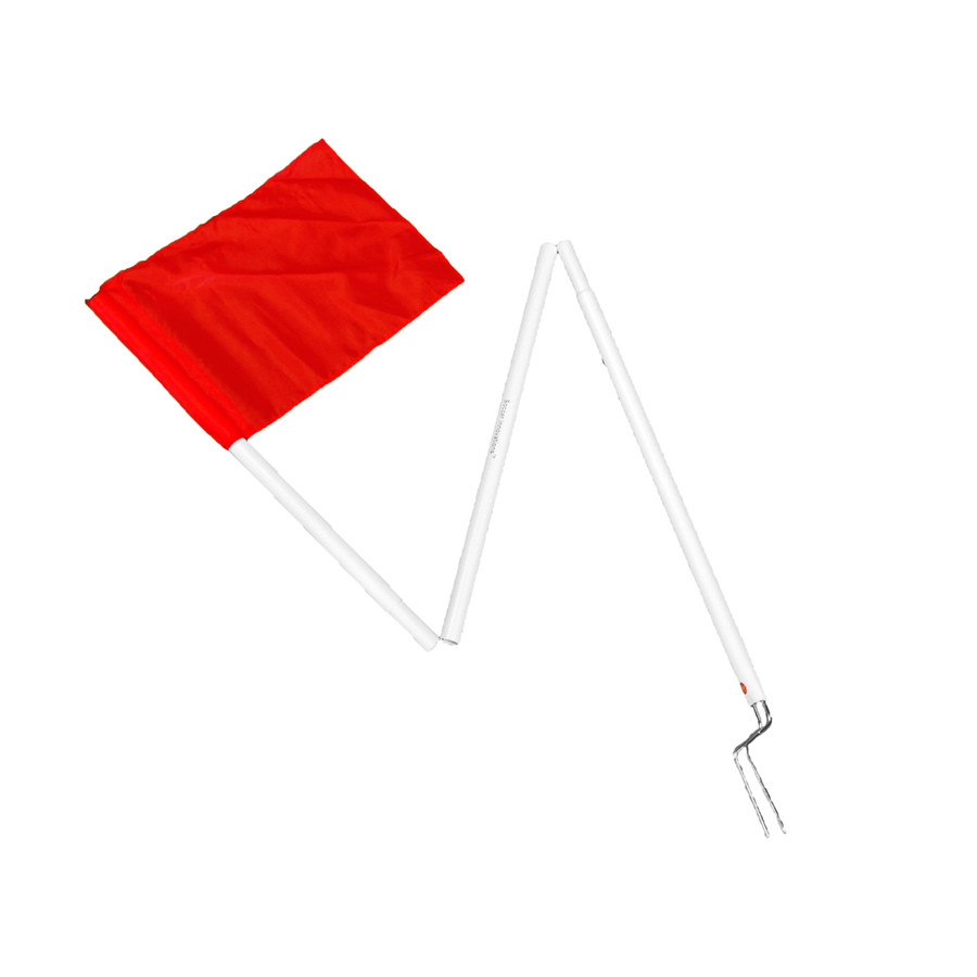 Soccer Corner Flag - Collapsing 3 Piece w. Bag