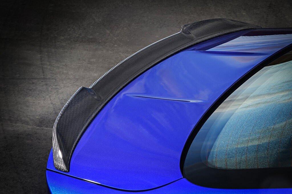 M4 CS Carbon Fibre Boot Spoiler