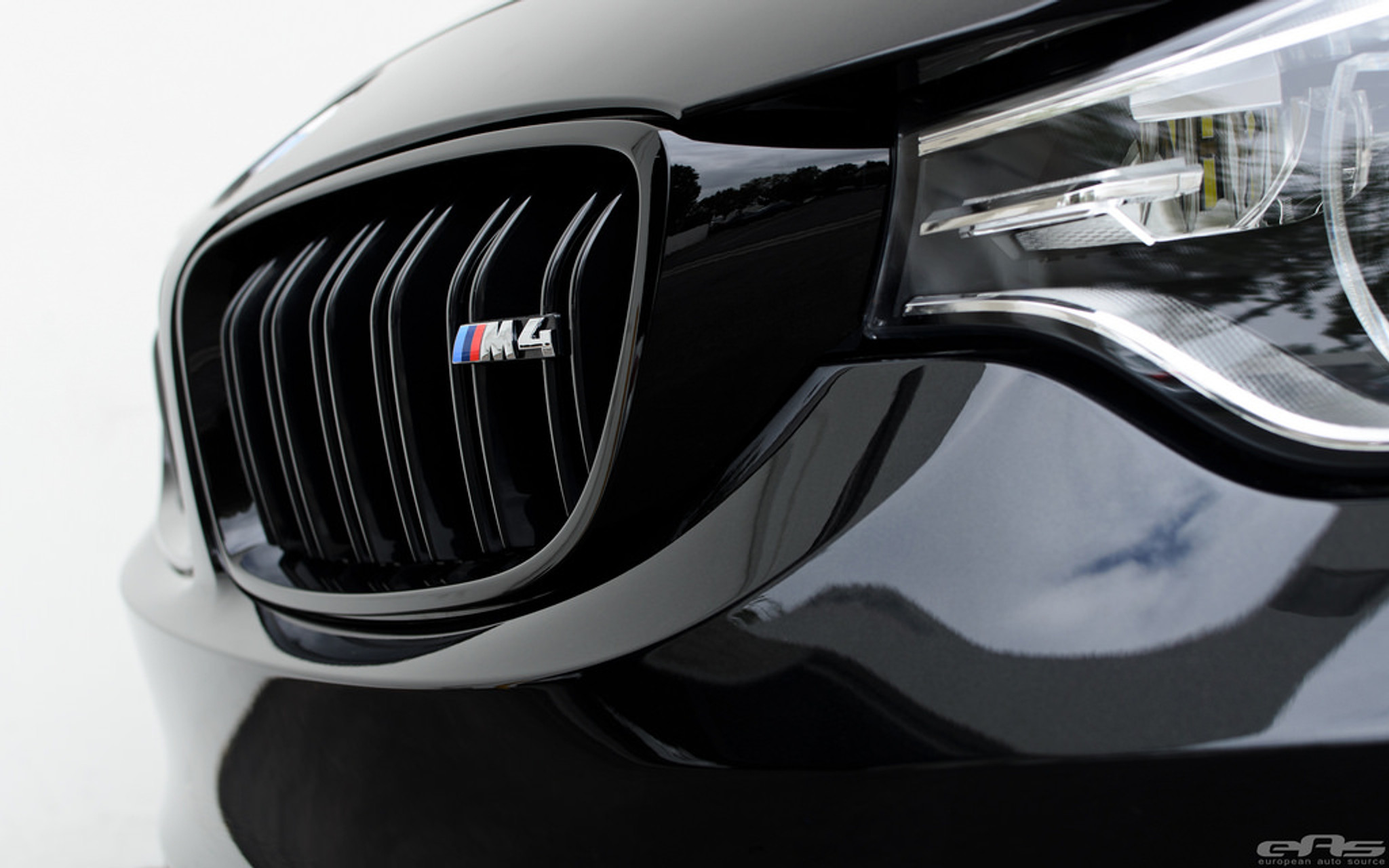 M Performance Gloss Black Grilles