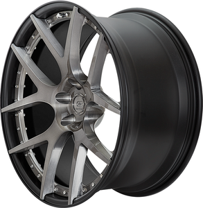 "BC Forged 21"" Modular (Two-Piece) Wheels"