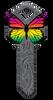 HK46-RAINBOW BUTTERFLY