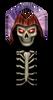HK37- Skeleton