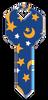 HK5- Moon & Stars