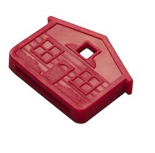 162: HOUSE KEY CAP,25/PK