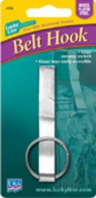 40601: CLIP ON BELT HOOK,1/CD