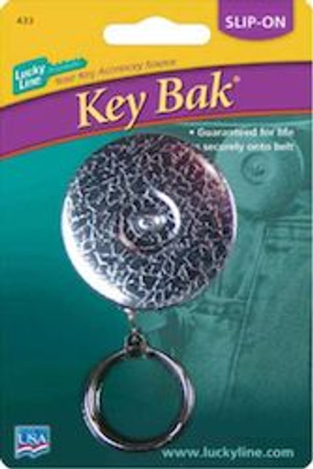 43301: CHROME KEY BAK SLIP ON,1/CD