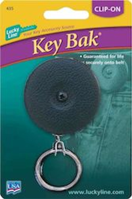 43601: BLACK KEY BAK CLIP ON,1/CD