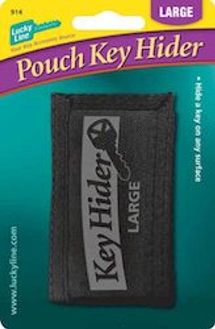 91401: LG POUCH KEY HIDER,1/CD