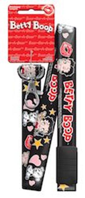 BBL1-Betty Boop Lanyard