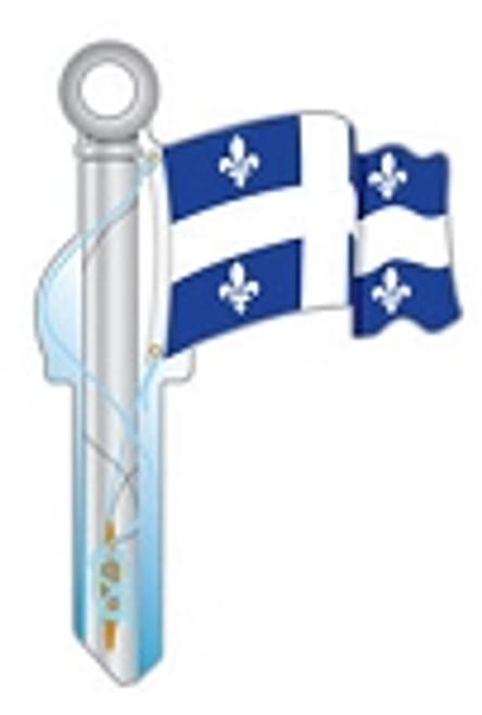B129-Quebec Flag