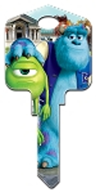 D100- Mike & Sulley