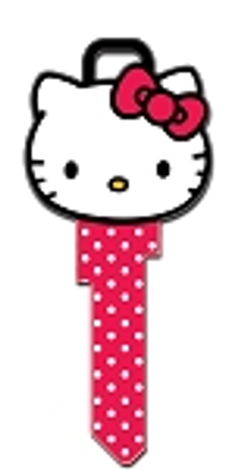 SR11-HELLO KITTY HEAD SHAPE