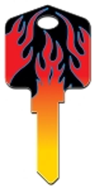 KL4-FLAMES