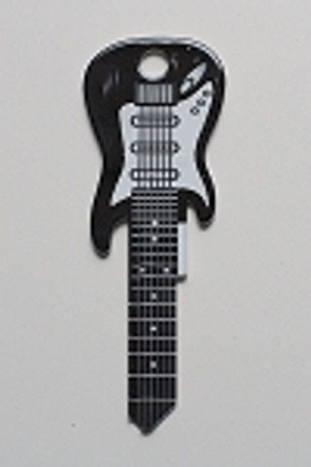 3661-BLACK ELECTRIC FENDER