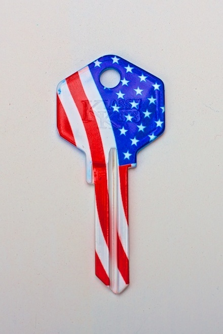 501- AMERICAN FLAG