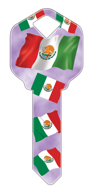 HK21- Mexican Flag