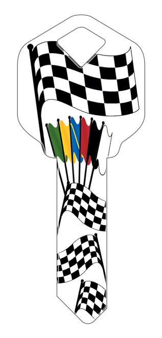HK16- Racing Flags