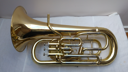 JP Sterling Euphonium - Model JP374 in Lacquer
