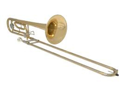 JP332 RATH Bb/F Trombone in Lacquer